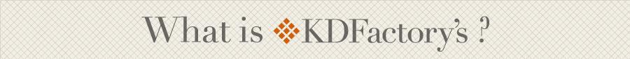 kdファクトリーバナー